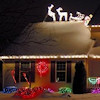Outdoor Christmas Lights Display Ideas