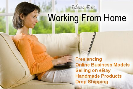 work at home business ideas, home-based business ideas for women