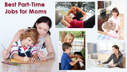 Best Part Time Jobs for Moms with Kids at School