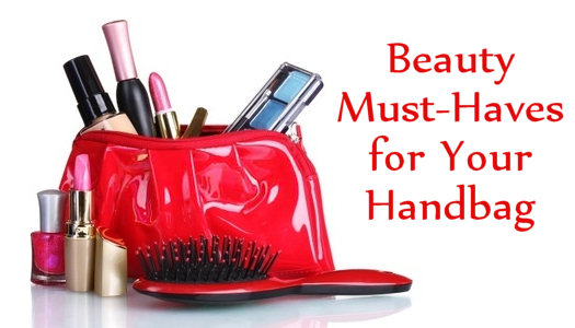 7 Beauty & Makeup Must-Haves for Your Handbag